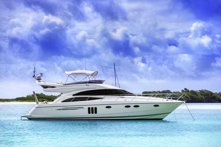 Insuring a Yacht
